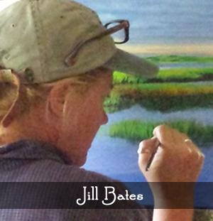 Artist Jill Bates