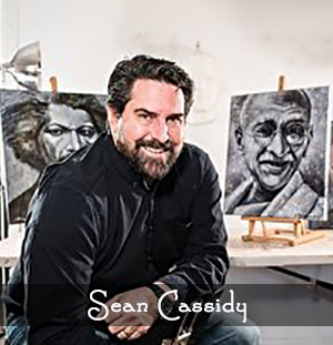 Artist Sean Cassidy