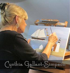 Cynthia Gallant-Simpson