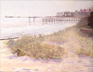 A NEW SEASON |  11 x 14  |  Oil on Canvas  |  17 x 20 Framed  |  $1850