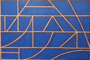 Constellation No1   |  Oil on canvas   |  26 x 38   |  $3250