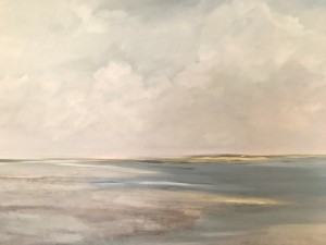 OCEAN INLET | 36 x 48 | Oil on Canvas | $4000