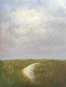 AFTER THE STORM  |  Oil on canvas  |  40 x 30  |  41.25 x 31.25 Framed  |  $3500